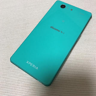 SONY - 美品 割れなし Xperia z3compact