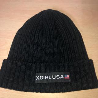 X-girl - x-girlニット帽