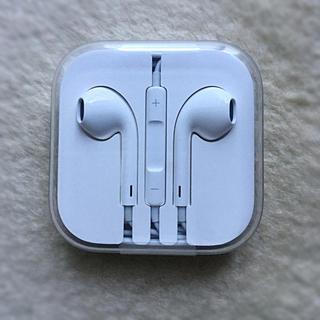 アップル(Apple)のApple iPhone 純正 イヤホン(ヘッドフォン/イヤフォン)