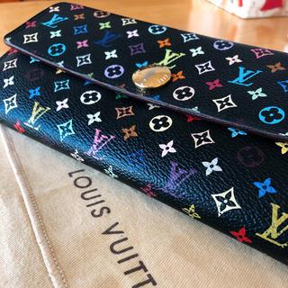 LOUIS VUITTON - LUIS  VUITTONマルチカラー財布