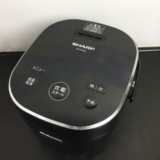 SHARP - 中古美品☆SHARP 炊飯器 KS-CF05A