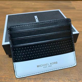 Michael Kors - 新品未使用 マイケルコース カードケース