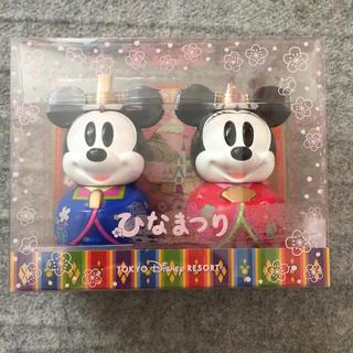 Disney - ディズニー ミッキー&ミニー おひな様