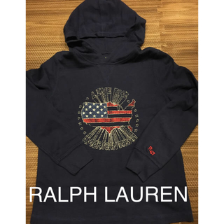 POLO RALPH LAUREN - ラルフローレン パーカー 160サイズ