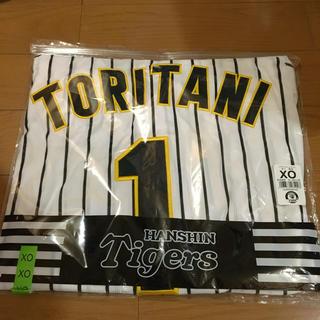ハンシンタイガース(阪神タイガース)の阪神タイガース #1 鳥谷選手 ユニフォーム(ウェア)