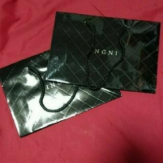 INGNI - INGNI 紙袋  二枚  セット