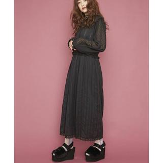 メリージェニー(merry jenny)のmerry jenny anniversary dress(ロングワンピース/マキシワンピース)