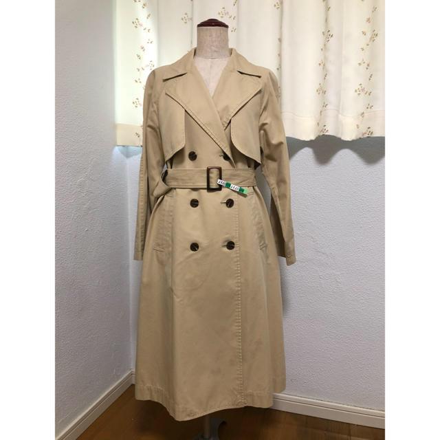 archives(アルシーヴ)のセール!archive トレンチコート レディースのジャケット/アウター(トレンチコート)の商品写真
