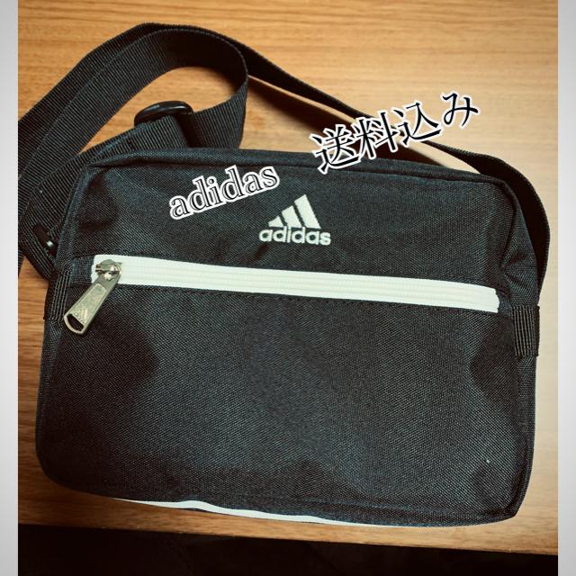 adidas(アディダス)の送料込み adidas ショルダーバッグ メンズのバッグ(ショルダーバッグ)の商品写真