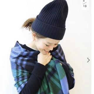 ドゥーズィエムクラス(DEUXIEME CLASSE)のドゥーズィエムクラス  ニット帽(ニット帽/ビーニー)
