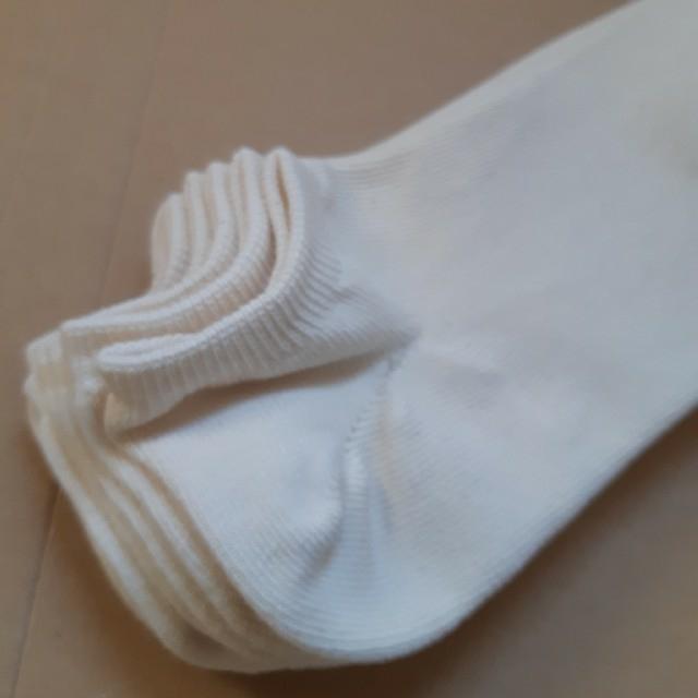 MUJI (無印良品)(ムジルシリョウヒン)の無印良品 靴下 レディースのレッグウェア(ソックス)の商品写真