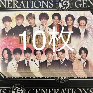 GENERATIONS - 貴族降臨 カード 10枚
