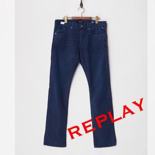 リプレイ(Replay)のREPLAY☆ 新品未使用/タグ付き  M983レギュラースリム(デニム/ジーンズ)