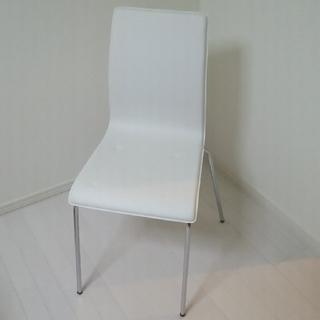 2脚セット椅子  未使用 組み立て式 (ハイバックチェア)