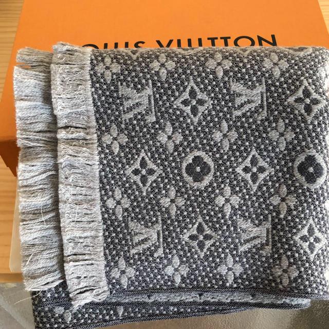 LOUIS VUITTON(ルイヴィトン)のLOUIS VUITTON マフラー メンズのファッション小物(マフラー)の商品写真