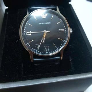 エンポリオアルマーニ(Emporio Armani)のARMANI 腕時計(腕時計(アナログ))