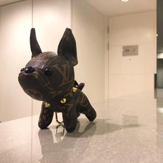 LOUIS VUITTON - 犬 チャーム キーホルダー