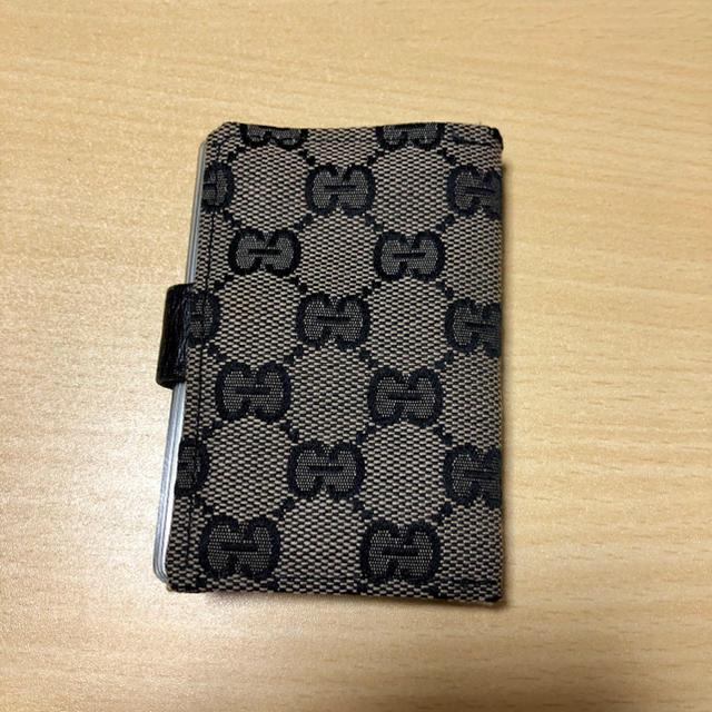 Gucci(グッチ)のカードケース 【最終値下げ】 レディースのファッション小物(名刺入れ/定期入れ)の商品写真