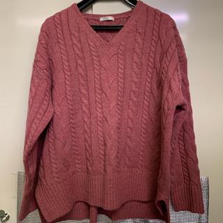 HONEYS - Vネックニットセーター