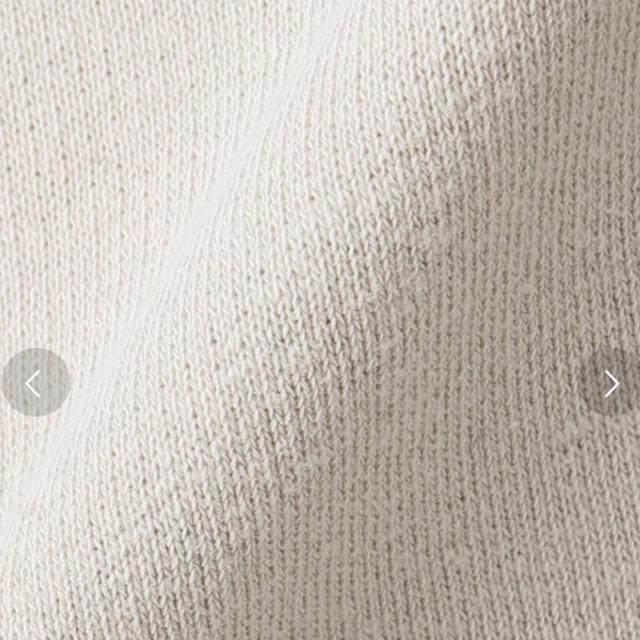 Plage(プラージュ)の値下げ Plage Hooded スウェット プルオーバー グレージュ  レディースのトップス(トレーナー/スウェット)の商品写真