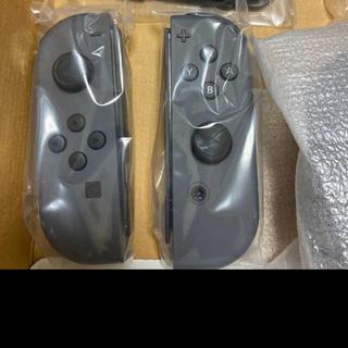 Nintendo Switch - Switch ジョイコングレー左右セット
