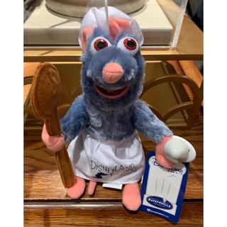 Disney - レミーのおいしいレストラン レミー ぬいぐるみ ディズニーランドパリ