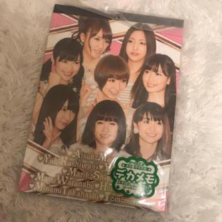 エーケービーフォーティーエイト(AKB48)の大人気アイドルakb48シール付きメモ帳(アイドルグッズ)
