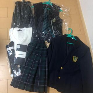 福岡第一高校薬科 制服