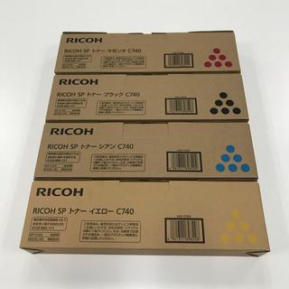 リコー(RICOH)のRICOH SP トナー C740 (オフィス用品一般)