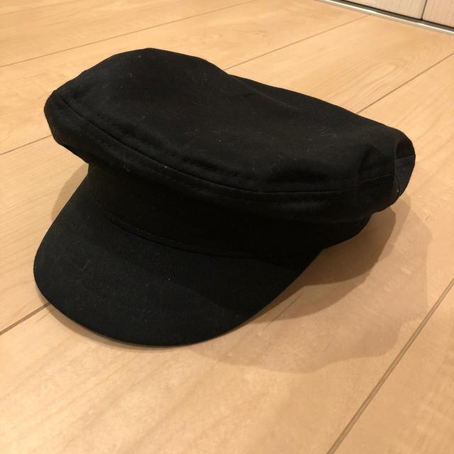 MURUA(ムルーア)のMURUA キャスケット レディースの帽子(キャスケット)の商品写真