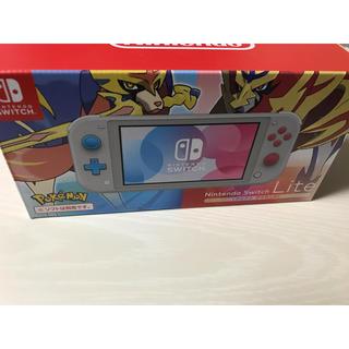 Nintendo Switch - ニンテンドースイッチライト ザシアン・ザマゼンタ