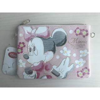 Disney - 【新品未使用】 DISNEY ミニーマウス ポーチ