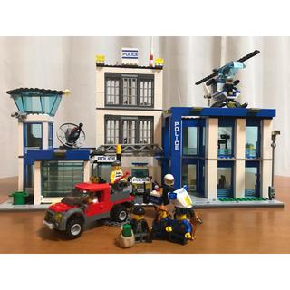 Lego - レゴシティ ポリスステーション 60047