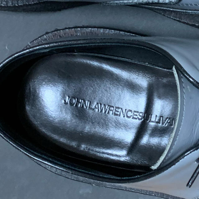 JOHN LAWRENCE SULLIVAN(ジョンローレンスサリバン)のジョンローレンスサリバン  19ss革靴 メンズの靴/シューズ(ドレス/ビジネス)の商品写真