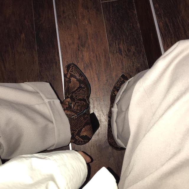 Dickies(ディッキーズ)のDickies ワークパンツ スラックス S 薄パープル メンズのパンツ(チノパン)の商品写真
