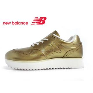 ニューバランス(New Balance)のニューバランス new balance ML520MD GOLD 22 レザー(スニーカー)