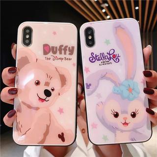 Disney - ディズニー ダッフィー ステラ・ルー iPhoneX/XS/XR