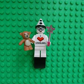 Lego - レゴ アイラブレゴランド ミニフィグ 1体