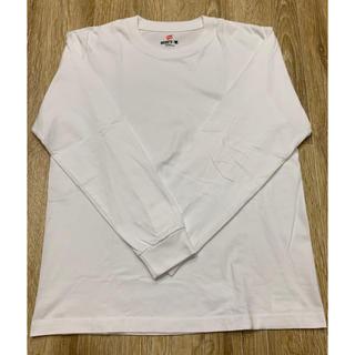 Hanes BEEFY-T 長袖Tシャツ