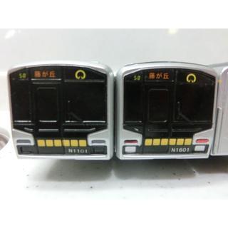 タカラトミー(Takara Tomy)の絶版品 名古屋市営地下鉄 東山線N1000形  プラレール(鉄道模型)