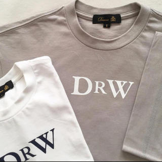 Drawer - 2019ss★Drawer プリントエンブレムTEE 六本木限定色