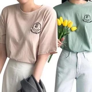 dholic - 【2color】チャーリーブラウン Tシャツ SNOOPY スヌーピー