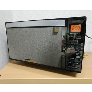アイリスオーヤマ - 電子レンジ(2019年製 アイリスオーヤマ MO-FM1804-B)