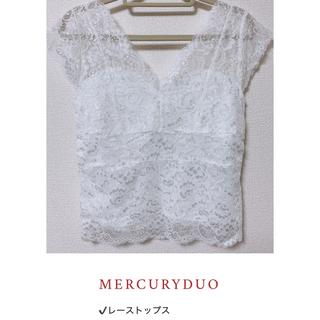MERCURYDUO - MERCURYDUOトップス