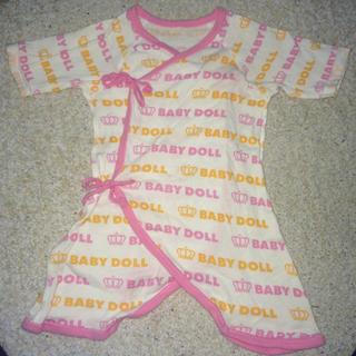 ベビードール(BABYDOLL)のbaby doll コンビ肌着💖(肌着/下着)