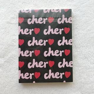 Cher×NYLON コラボノート