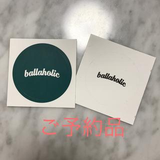 ballaholic ステッカー