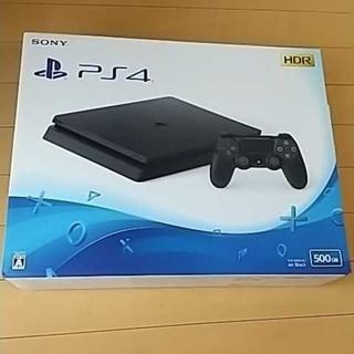 PlayStation4 - プレステ4     2200  500GB