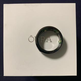 oura ring US12 ブラック(リング(指輪))