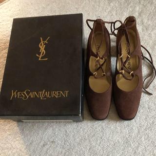 イヴサンローランボーテ(Yves Saint Laurent Beaute)のサンローラン 靴 【新品】(ハイヒール/パンプス)